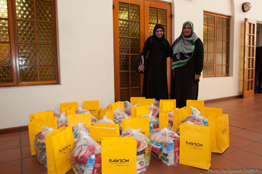 Rawson Developers celebrate Ramadaan via Charity Drive